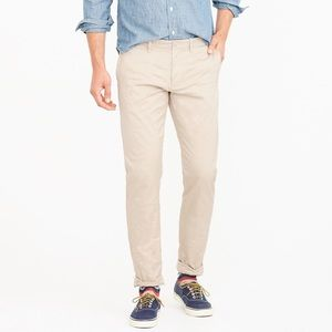 J.Crew 484 Slim-Fit Pant in Stretch Chino